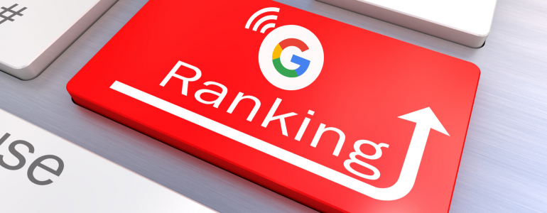 10 Google ranking factors